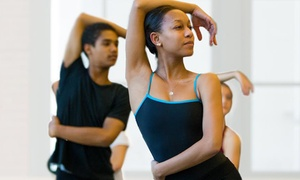 Kansas City Ballet: One Month of Dance Classes at Kansas City Ballet (Up to 71% Off). Four Options Available.