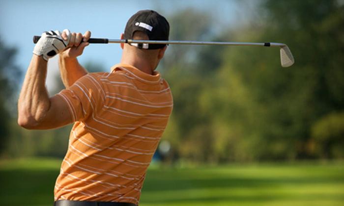 Destin Golf Fitness - Miramar Beach: $75 for a 45-Minute Golf-Fitness Assessment and Corrective Consultation at Destin Golf Fitness ($150 Value)
