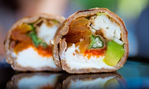Miya's Sushi: 16-Course Sushi Dinner with Sake Pairings for Two at Miya's Sushi (Up to 55% Off)