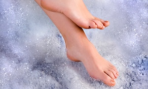 Foot & Ankle Specialists of Miami Beach: $223 for Three Nail-Fungus-Removal Treatments at Foot & Ankle Specialists of Miami Beach ($1,600 Value)