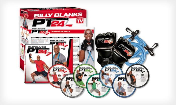 Billy Blanks PT 24/7 Tae Bo DVD Set: $28.99 for a Billy Blanks PT 24/7 Tae Bo DVD Set ($79.98 List Price). Free Shipping and Free Returns.