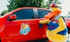 Up to 50% Off Mighty Duck Washes at Sudsy's Car Wash