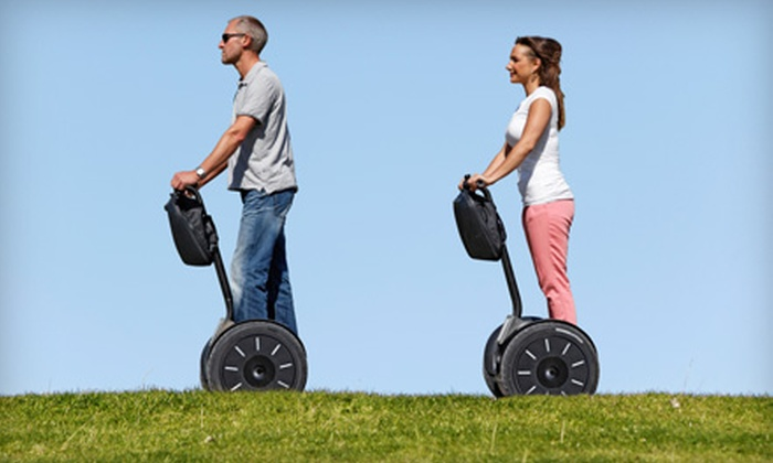 Segway of Scranton - Hill Section: $49 for a Two-Hour Scranton Segway Tour for Two from Segway of Scranton ($120 Value)