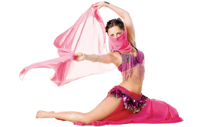 Nourhan Sharif - Ditmars Steinway: One or Three One-Hour Belly-Dancing Classes with Nourhan Sharif (Up to 67% Off)
