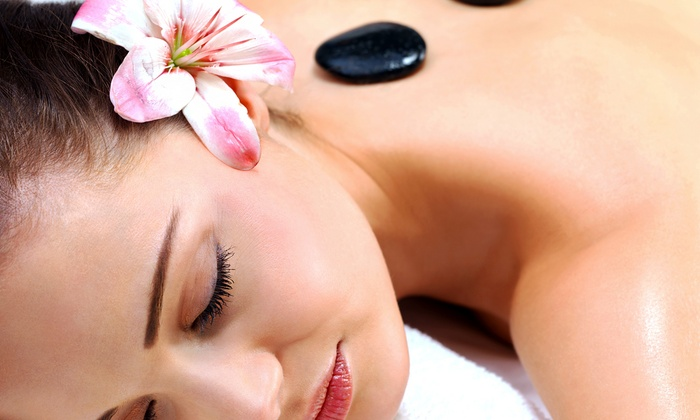 Desert Bliss Day Spa - Arvada: 60- or 90-Minute Hot-Stone Massage at Desert Bliss Day Spa (Up to 57% Off)