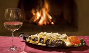 AL PUNTO DI ADAMO FRANCESCO: Fino a 2 kg di grigliata di pesce e vino per 2 o 4 persone da Al Punto di Adamo Francesco (sconto fino a 55%)