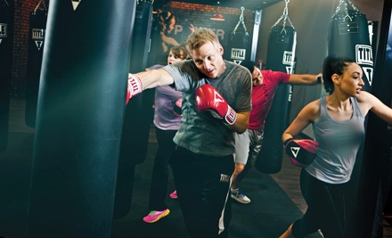 Two Weeks or One Month of Unlimited Boxing Classes with Hand Wraps for One at TITLE Boxing Club (Up to 59% Off)
