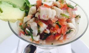 Calamaris seafood Bar: $8 for $12 Worth of Prawns — Calamaris Seafood Bar