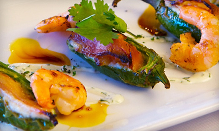 Lodge on the Desert - Tucson: $25 for $50 Worth of Upscale American Dinner Cuisine and Drinks at Lodge on the Desert
