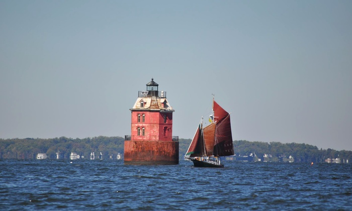 Chesapeake Lights - Tilghman Island: $50 for a Lighthouse Boat Tour from Chesapeake Lights ($80 Value)