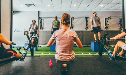 $35 for 10 HighIntensity Fitness Classes at FitResults ($130 Value)