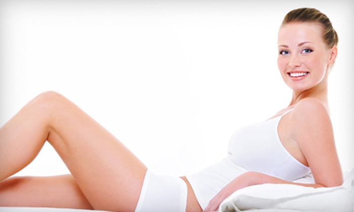 New Concepts Med Spa - Upper Providence: Six Laser Hair-Removal Treatments on a Small, Medium, Large, or Extra-Large Area at New Concepts Med Spa (Up to 87% Off)