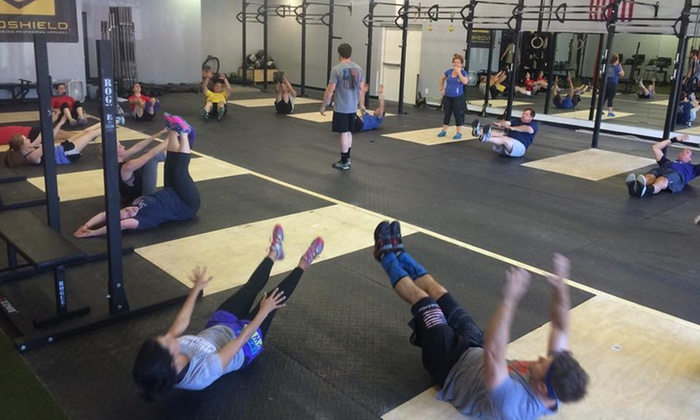 CrossFit Oconee - Watkinsville: $29 for Four Private CrossFit Training Sessions and Two Group Classes at CrossFit Oconee ($v Value)