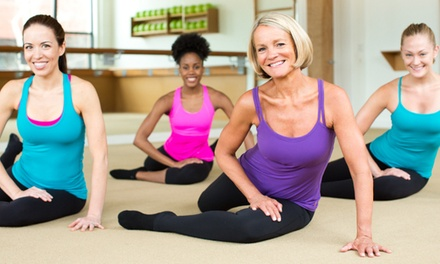 One Month of Unlimited Classes or a $50 Account Credit for Existing Clients at The Dailey Method (Up to 50% Off)