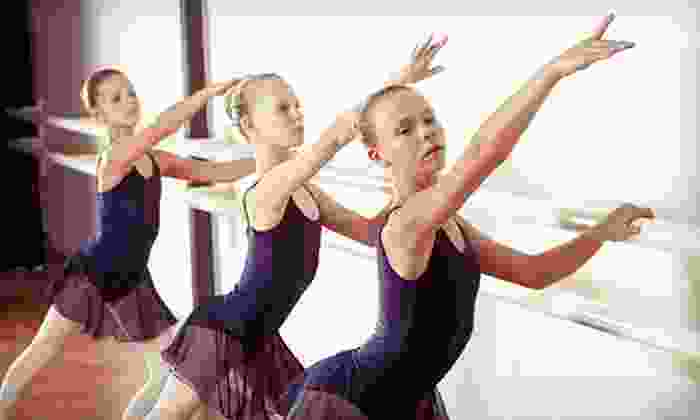 Stars On Stage Dance Academy - Centereach: $44 for $80 Worth of Dance Lessons at Stars On Stage Dance Academy
