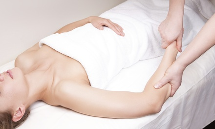 $30 for $75 Worth of Deep-Tissue Massage — Salud Massage - Lee-Michael Kee