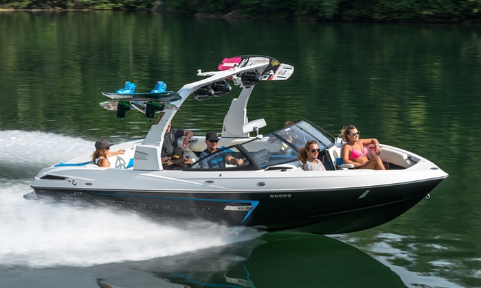 Sacramento Boat Show - Cal Expo: $13 for Two One-Day Tickets to Sacramento Boat Show and Off Road Exposition, March 12–15 ($24 Value)