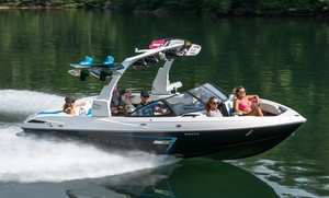 Sacramento Boat Show: $12 for Two Tickets to Sacramento Boat Show, Valid for One Day March 10-13 ($24 Value)