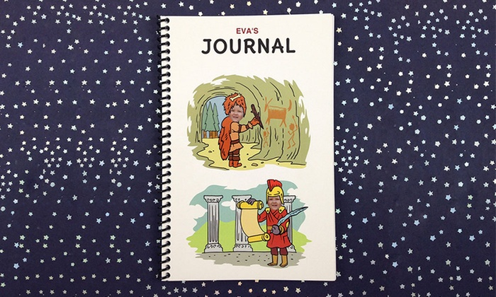 SillyWise: Kids' Custom Journals from SillyWise (Up to 75% Off)