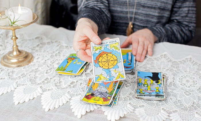 Life Coach Psychic - Lompoc: Tarot-Card Reading with Optional Palm Reading at Life Coach Psychic (Up to 66% Off)