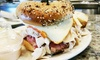 Max's Deli (Highland Park) - Village of The Woods: New York Deli Food & Drinks or All Natural Nova Lox Platter for 10 at Max's Deli - Highland Park (Up to 42% Off)