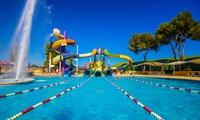 1 entrada al Family Night Experience o Aquasound Pool Party o al parque acuático para 2 o 3 desde 10 € en Illa Fantasia