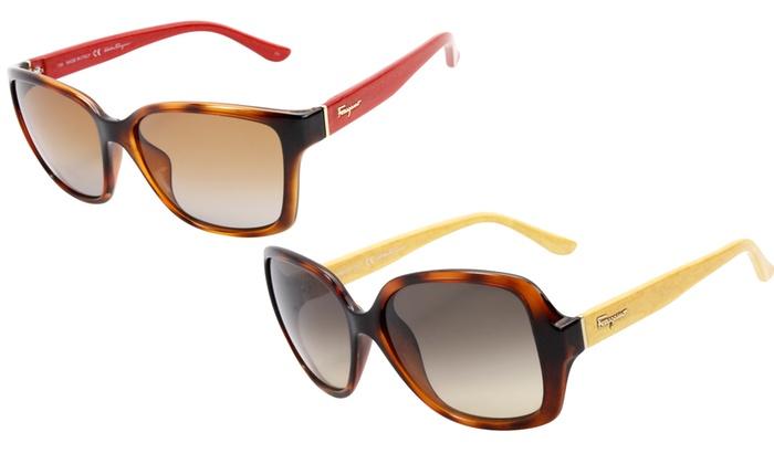 Ferragamo Sunglasses  salvatore ferragamo sunglasses groupon goods