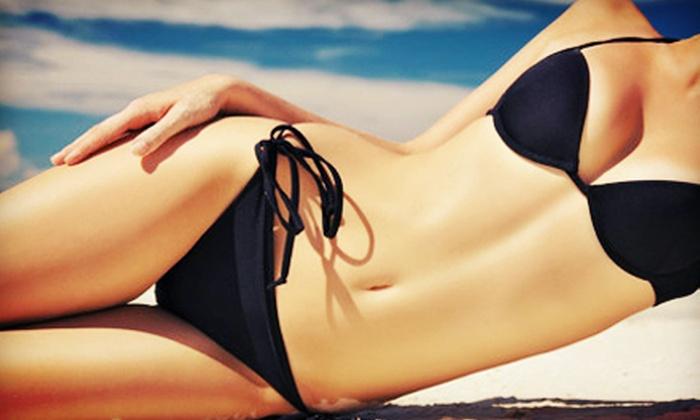 Sunsera Salons - Sunsera Salon: Laser Hair Removal at Sunsera Salons (72% Off). Three Options Available.