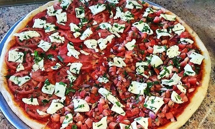 La Piazza Ristorante & Pizzeria Italiano - Florham Park: Italian Food for Two or Four at La Piazza Ristorante & Pizzeria Italiano (Up to 46% Off). Four Options Available.
