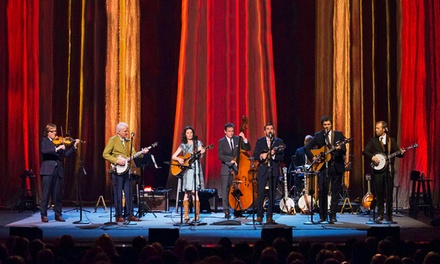Steve Martin & The Steep Canyon Rangers Featuring Edie Brickell on Saturday, August 2, at 7 p.m. (Up to 52% Off)