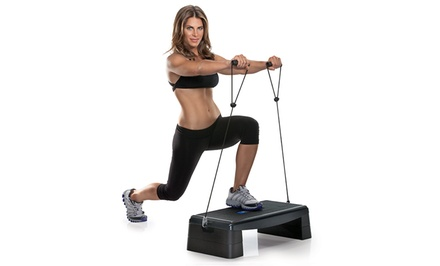 Jillian Michaels 3-in-1 Aerobic Step