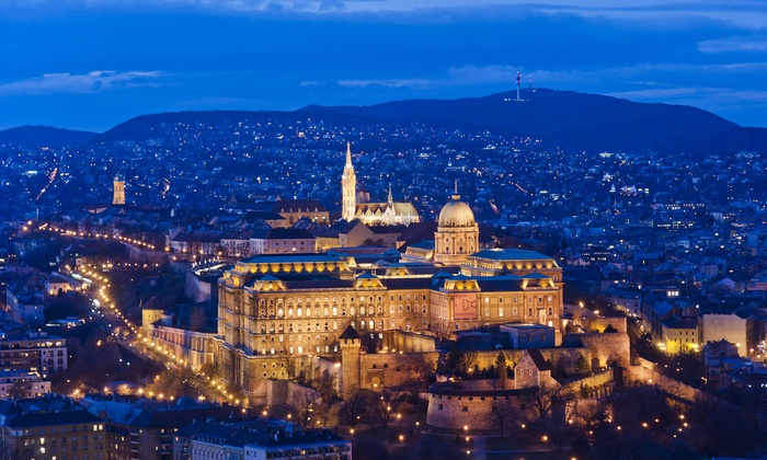STE - Broadway Panzió (IT) a Budapest | Groupon Getaways