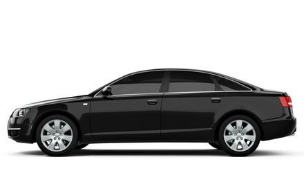 $129 for Tinting Treatment for Five Car Windows at Oasis Trade Window Tinting ($280 Value)