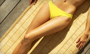 Namaste Salon & Spa: Brazilian or Bikini Sugaring at Namaste Salon & Spa (Up to 56% Off)