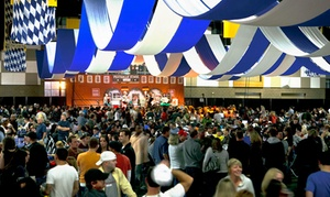 Oktoberfest Northwest: $14 for Two Tickets to Oktoberfest Northwest on Friday, October 9 ($24 Value)