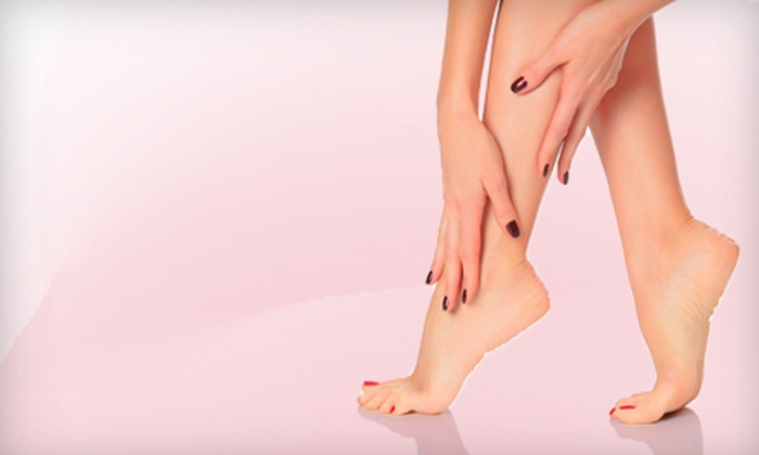 Bare Essence Med Spa - Briarcliff - Claymont: Six Laser Hair-Removal Treatments at Bare Essence Med Spa (Up to 75% Off). Three Options Available.