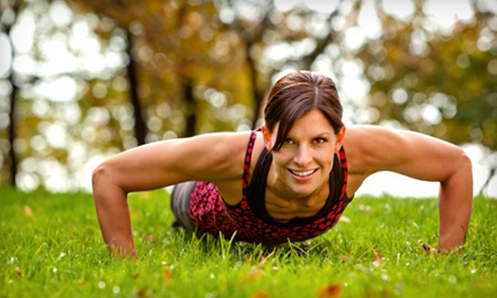 Thor's Elite Fitness - Huntersville: 12 or 24 Outdoor Boot-Camp Classes with Nutrition Crash Course at Thor's Elite Fitness (Up to 85% Off)