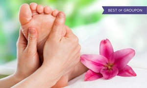 The Pearl Massage: Up to 46% Off Reflexology Sessions at The Pearl Massage