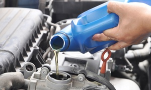 Big Red Express Lube: Oil Change Services at Big Red Express Lube (51% Off)