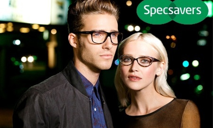 Specsavers Opticians Arnold - Multiple Locations: Designer Glasses Plus Eye Test from £39 at Specsavers