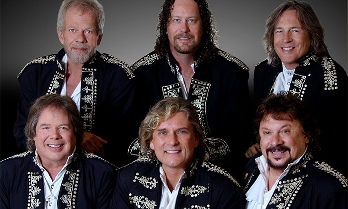 Paul Revere's Raiders - Suffolk Theater: Paul Revere's Raiders on Friday, October 16, at 8 p.m.