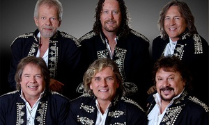 Paul Revere's Raiders: Paul Revere's Raiders on Friday, October 16, at 8 p.m.