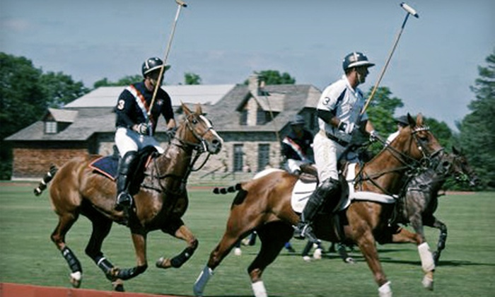 The Greenwich Cup - Greenwich: The Greenwich Cup Season-Ending Polo Event at Greenwich Polo Club on September 8 (Up to 52% Off). Two Options Available.