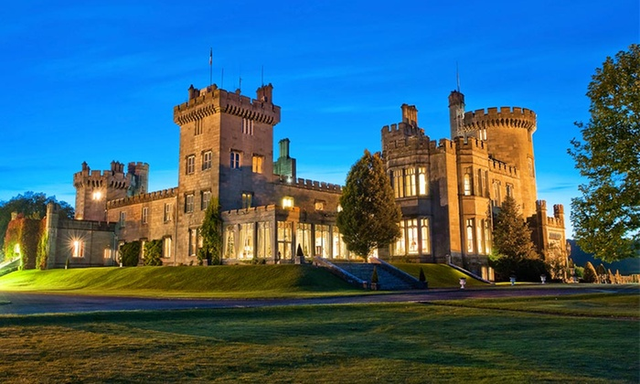Four-City Irish Castle Vacation with Airfare from Great Value Vacations - Dunboyne: 8-Day Irish Castle Vacation with Round-Trip Airfare and Rental Car from Great Value Vacation