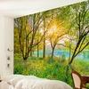 Photorealistic Wall Mural