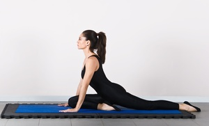 Bheda Yoga: CC$39.99 for Eight Weeks of Unlimited Hot Yoga Classes at Bheda Yoga (CC$213 Value)