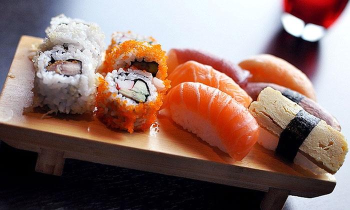Sushi Club of Houston - Sushi Club of Houston: Sushi 101Class for One or Two at Sushi Club of Houston (56% Off)