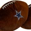 """NFL 20"""" Football Pillow"""