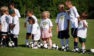 Lehigh University Camps - Lehigh Soccer Academy: Camp at Lehigh University Camps - Lehigh Soccer Academy (Up to 43% Off). Three Options Available.