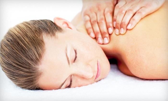 Shiatsu Pro - Twin Creeks Medical Center Two: One, Two, or Three 60-Minute Shiatsu, Swedish, or Deep-Tissue Massages at Shiatsu Pro (Up to 61% Off)